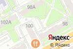 Схема проезда до компании Автомойка на ул. Мира в Перми
