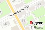 Схема проезда до компании САКУРА в Перми