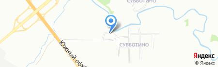 Гамбит-Пермь на карте Перми
