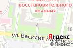 Схема проезда до компании СпецодеждоФФ в Перми