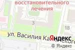 Схема проезда до компании Твоя мечта в Перми