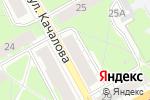 Схема проезда до компании Магазин фермерских продуктов в Перми