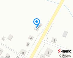 Схема местоположения почтового отделения 453021