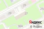 Схема проезда до компании Solar group в Перми