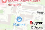 Схема проезда до компании Ракета10 в Перми