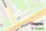 Схема проезда до компании Пожарный в Перми