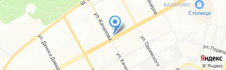 Банкомат КБ ЛОКО-Банк на карте Перми