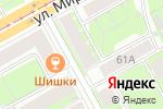 Схема проезда до компании ФотоПринт в Перми