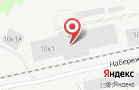 Схема проезда до компании Энергон-Север в Перми