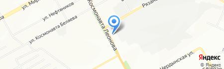 Лекар-Инструмент на карте Перми