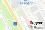 Схема проезда до компании Елена в Перми
