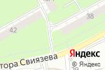 Схема проезда до компании Нагорный в Перми