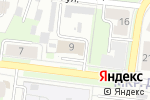 Схема проезда до компании Папанинские бани в Перми