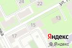 Схема проезда до компании Sweet Home в Перми