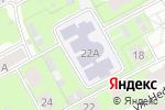 Схема проезда до компании Детский сад №1 в Перми