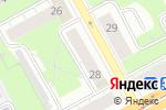 Схема проезда до компании Комиссионный магазин в Перми
