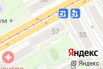 Схема проезда до компании ЖилСтандарт-П в Перми