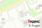 Схема проезда до компании РомАнт-Авто в Перми