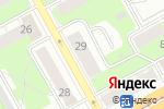 Схема проезда до компании Адвокатский кабинет Рычаговой Ю.В. в Перми