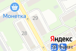 Схема проезда до компании ЭЛЕКТРИК+ в Перми