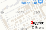 Схема проезда до компании Магазин автозапчастей в Перми