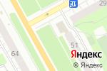 Схема проезда до компании Магазин фруктов и овощей на ул. Леонова в Перми