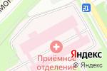 Схема проезда до компании Медлайф в Перми