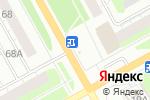Схема проезда до компании DамDеньги в Перми