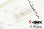 Схема проезда до компании ЮнитСпецТехника в Перми