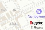 Схема проезда до компании Бэст Электроникс в Перми