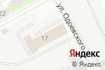 Схема проезда до компании Design24 в Перми