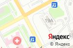 Схема проезда до компании Корея-Япония-Европа Центр в Перми