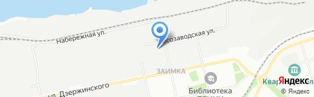 S.a.v.-avto на карте Перми