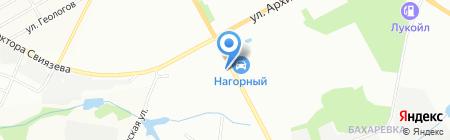 Авто-Китаец на карте Перми