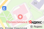 Схема проезда до компании Россгосстрах-Медицина в Перми