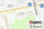Схема проезда до компании Колтэко в Перми