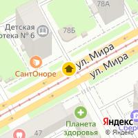 Световой день по адресу Россия, Пермский край, Пермь, ул. Мира