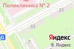 Схема проезда до компании Центр ортопедического здоровья в Перми