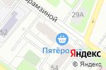 Схема проезда до компании Магазинчик домашнего уюта Commodus в Перми