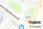 Схема проезда до компании Горячая линия в Перми