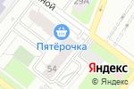 Схема проезда до компании СКСервис в Перми