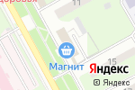Схема проезда до компании Компаньон в Перми