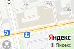 Схема проезда до компании Водолей в Перми