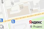 Схема проезда до компании Картер в Перми