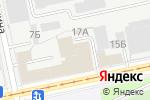 Схема проезда до компании АвтоТехСила-С в Перми