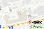 Схема проезда до компании Avto SPA в Перми