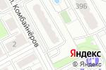 Схема проезда до компании ЩИТ ПРИКАМЬЯ в Перми