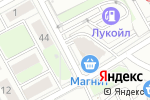 Схема проезда до компании Автостоянка в Перми