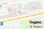 Схема проезда до компании Электролавка в Перми