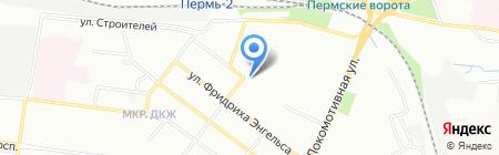 ПРОМИНКОМ на карте Перми